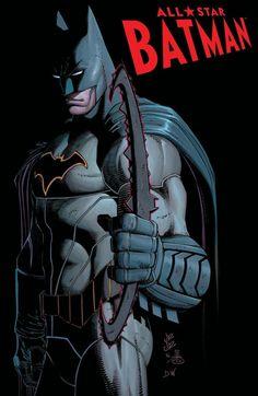 John Romita Jr - All Star Batman