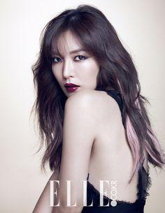 2014.11, Elle, Kim So Yeon