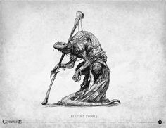 Serpent People - Call of Cthulhu 7th edition
