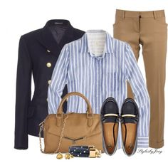"""Fall Prepster"" by stylesbyjoey on Polyvore"
