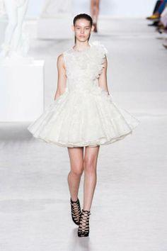 Giambattista Valli Fall 2013 Couture Runway - Giambattista Valli Haute Couture Collection