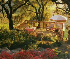 deck overlook slope, Sunset Hillside Landscaping, page 28