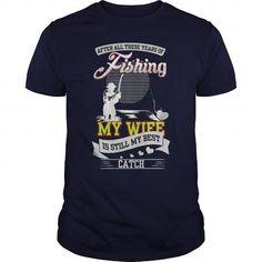 Fishing my wife