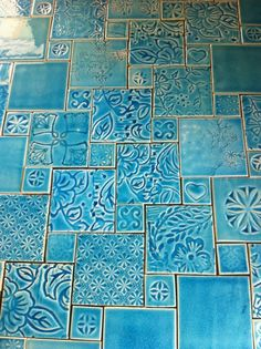 Most up-to-date Pic pottery handmade tiles Concepts 55 Schöne Pool Mosaik Keramikfliesen Ideen Pottery Tools, Slab Pottery, Clay Tiles, Mosaic Tiles, Ceramics Tile, Pool Tiles, Art Tiles, Pottery Courses, Pottery Store