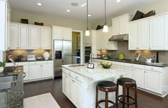 awesome 65 Inspiring U Shaped Kitchen Ideas with Breakfast Bar