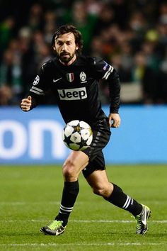 Pirlo-Heart of the midfield