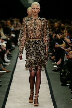 Givenchy Fall 2014 RTW Collection  Read more about #Givenchy in our Masters of Fashion series. Coming soon! #PFW #fashion