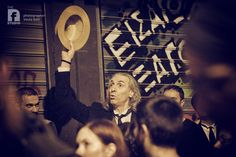 Theatrical performance tribute to Constantine Cavafy by Theatre of Northern Greece - at Gay Pride Thessaloniki #2