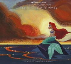 GIVEAWAY: Disney Records The Legacy Collection: The Little Mermaid #disneymusic #enmnetwork http://ow.ly/H5Cwt