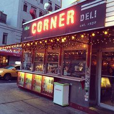 La Esquina - 114 Kenmare Street, NYC (SoHo). Good tacos and elote.