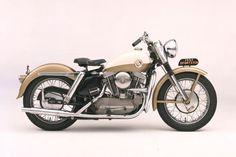Harley-Davidson - 1957 - Sportster - OHV