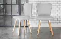 The Dove chair is ideal for those looking for comfort and practicality.