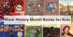 Black History Month books for kids via @PBS