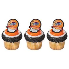 NBA Cleveland Cavaliers Cupcake Rings