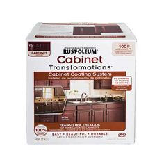 Rustoleum Countertop Paint Earth : -Oleum Cabinet Transformations? Kit $96.20 /Kit Online at Painting ...