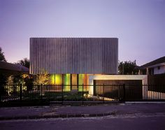 Wood Marsh Architecture, Barro House