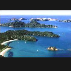 Bay of Islands - New Zealand
