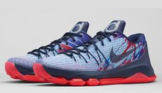 1e0ec48c9ad4 Nike KD 8 - 4th of July Jordan 4
