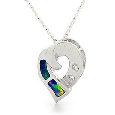 Sterling Silver Light Opal Doublet A classic Sterling Silver Light Opal Doublet Pendant, a rare find in opal jewelry 1 stone 5mm x 2mm Free Form A classic Sterling Silver Light Opal Doublet Pendant, a rare find in opal jewelry #opalsaustralia