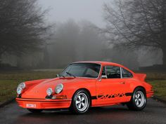 1973 Porsche 911 Carrera RS 2.7 Touring.