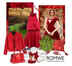 """""""Romwe 119."""" by carola-corana ❤ liked on Polyvore featuring Jení, Miu Miu and romwe"""