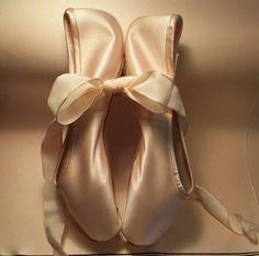 Pointe Shoes by Gökçe Aykut