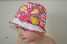 Letny melirovy klobucik Crochet Hats, Fashion, Moda, La Mode, Fasion, Fashion Models, Trendy Fashion