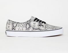 Authentic Snake - Silver