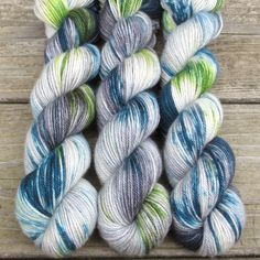 Shaken not Stirred - Sojourn Sport - Babette | Miss Babs Hand-Dyed Yarns & Fibers, Inc.