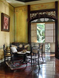 A well preserved ancestral home in a Southern province of the country.