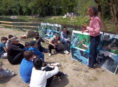 L'uomo e l'acqua: progetto di educazione ambientale con le scuole