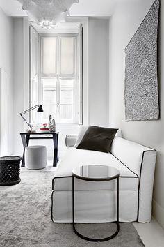 Living room via Davide Lovatti Photography