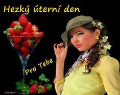 Úterý obrázky, citáty a animace pro Facebook - ObrazkyAnimace.cz Facebook, Night
