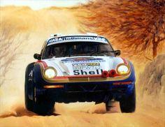 Porsche Rothmans