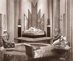 Art Deco Bedroom Inspiration
