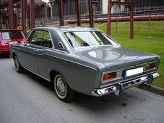 1967 / Ford Taunus P7a
