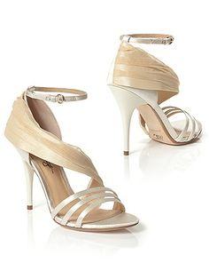 Caraway Bridal Sandals