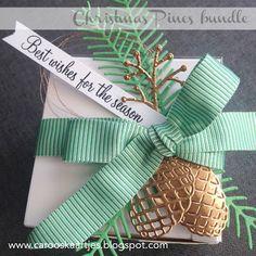 Gift packaging, too