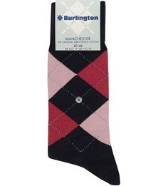 Crafted from mercerised cotton, Burlington's socks are luxuriously soft, offering all-day comfort. With an Argyle pattern, these socks lend a classic touch to your look. Burlington Socks, Patterned Socks, Cotton Socks, Manchester, Crafts, Manualidades, Handmade Crafts, Craft, Arts And Crafts