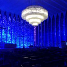 Brasília. Igreja Dom Bosco