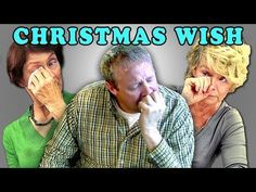 Elders React to Brenda Schmitz's Christmas Wish, the selflessness and love for someone they care so much about