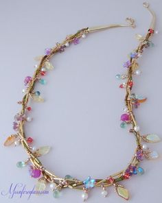 Midsummer's Eve Necklace