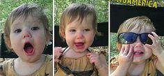 baby Judith. So adorable
