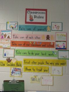 In our classroom: