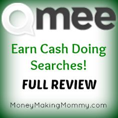 Discover a cool way to make money online! Use Qmee to Earn Money While Searching the 'Net!