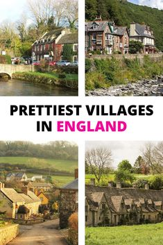 The Prettiest Villages in England or some UK travel inspiration check out which are the most beautiful villages in England. These fairytale villages in England will spark your wanderlust for England Instagram Inspiration, Travel Inspiration, European Destination, European Travel, Europe Travel Guide, Travel Plan, Travel Guides, Places To Travel, Places To See
