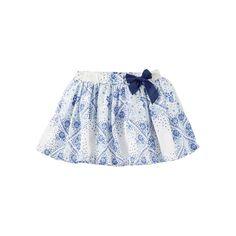 Toddler Girl OshKosh B'gosh® Printed Bow Skirt, Size: 3T, Bandana Print