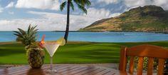 For drinks & nightlife, Duke's Barefoot Bar @ Kauai Marriott -  Ultimate Kauai ONO; Frommer's Highly Recommended