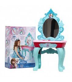 Frozen Specchiera Vanity con accessori