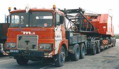 ftf truck v/d meyden | by drievliet